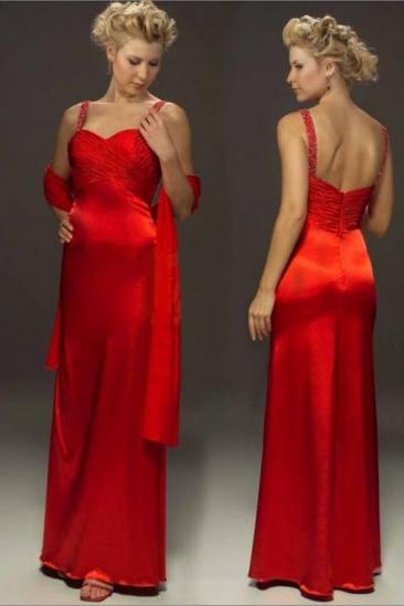 Rochie eleganta de seara cu bretele
