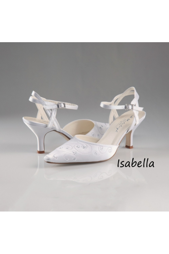 Pantofi mireasa Isabella
