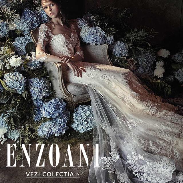 ENZOANI - Rochii de mireasa de lux